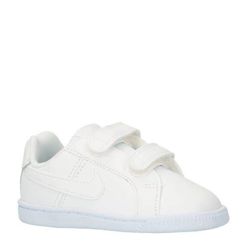 Nike Court Royale (TDV) sneakers wit   Sneaker, Nike
