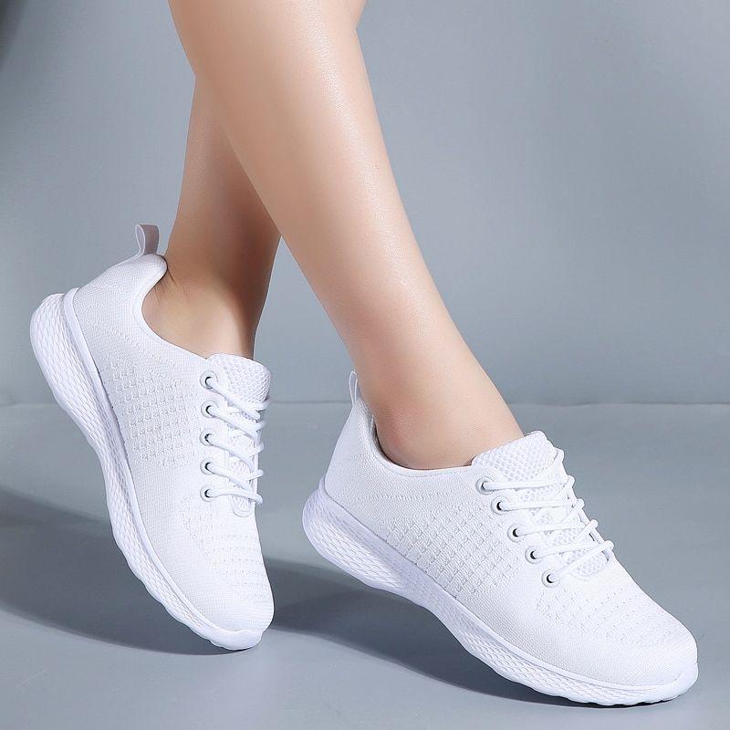 New Super Light Sneakers Women Running