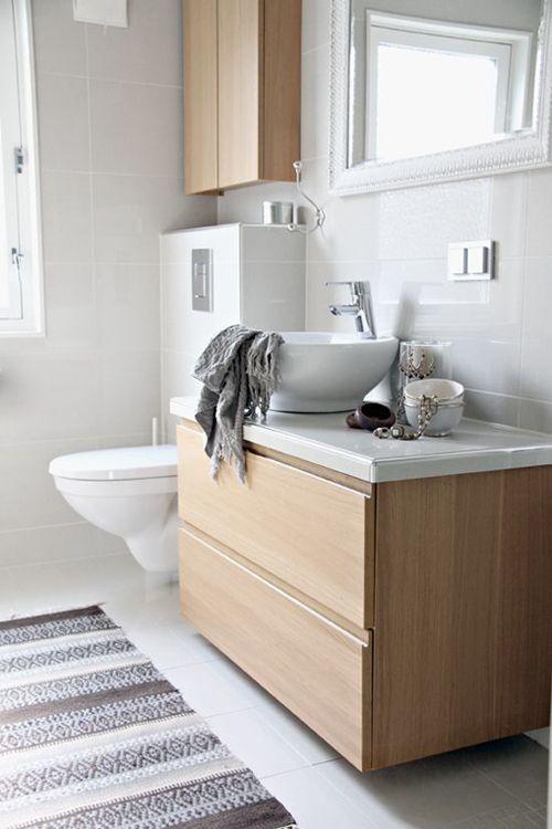 8x-ikea-badkamers-5.jpg 500×750 pixels | Badkamertje | Pinterest