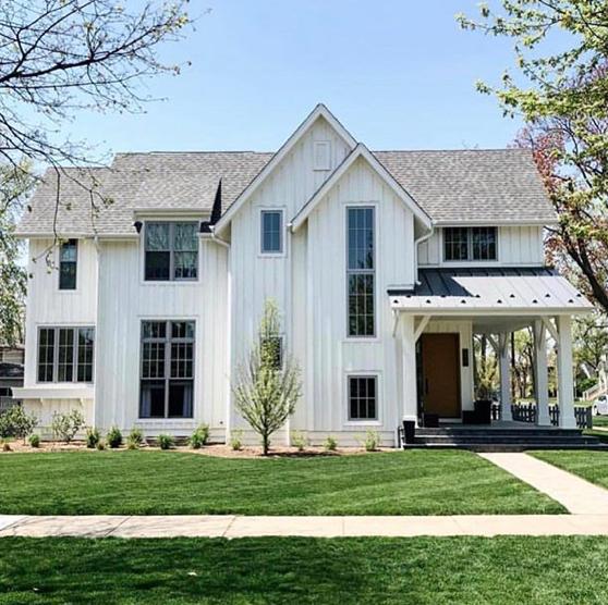 Long Lasting Exterior House Paint Colors Ideas: Home // Home Design // Architecture // Dream House
