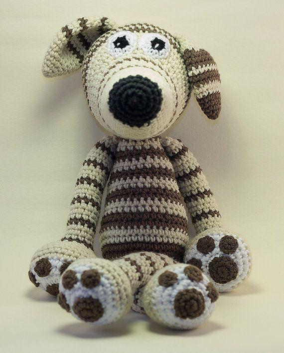 Laura Crocheteira Etsy Greyhound Pattern Amigurumi Patrones