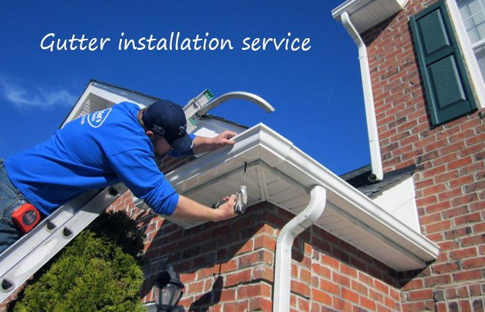 Sunshine Gutters Pro Is The Top California Gutter Installation And Replacement Company You Can How To Install Gutters Gutter Services Rain Gutter Installation