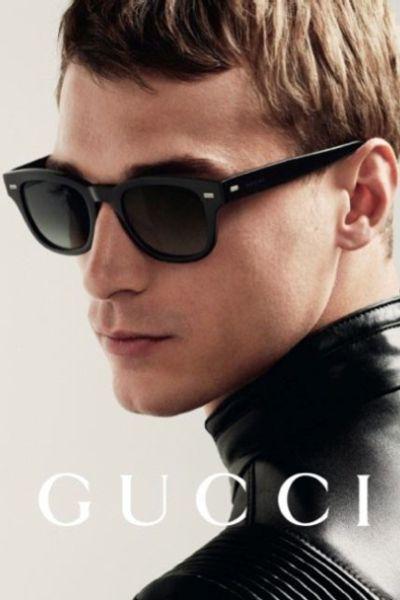 da98cdf82181 Clément Chabernaud for Gucci Fall Winter 2014 Eyewear Campaign