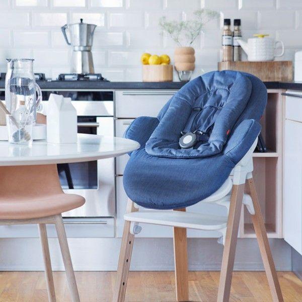 stokke steps von permafrost kinderst hle holz 9. Black Bedroom Furniture Sets. Home Design Ideas