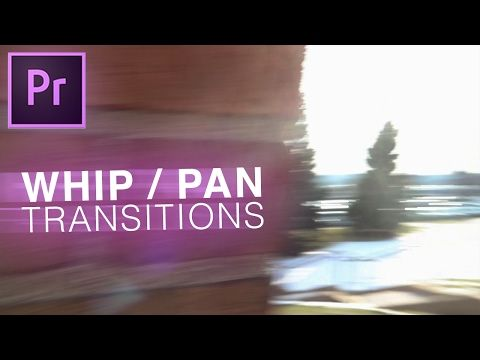 How to Smooth Whip Pan Camera Transition with almost ZERO