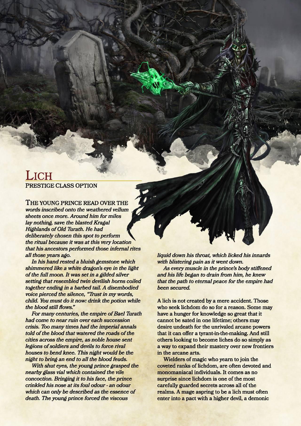 Lich 5e Stats : stats, Lich:, Homebrew, Monstros, Clássicos,, Medieval