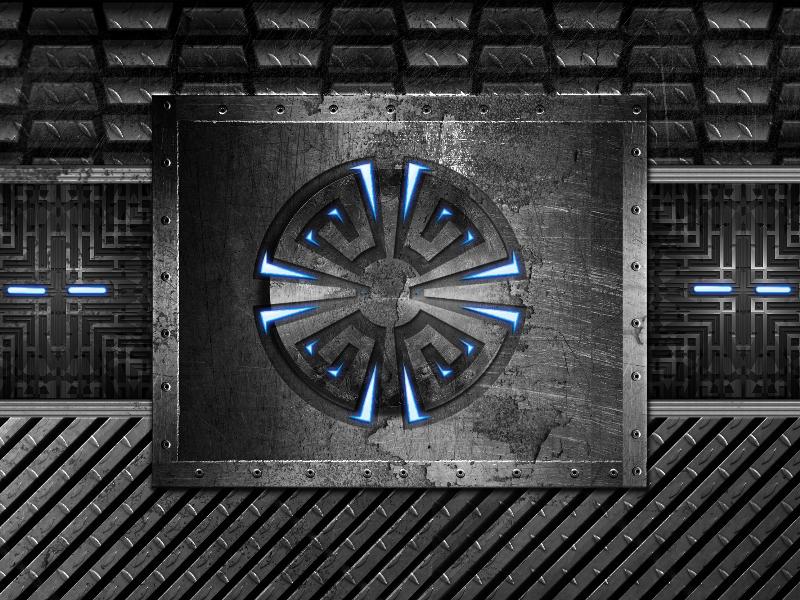 Free Sci Fi Futuristic Metallic Panel Wall Texture Metal Textures For Photoshop Textured Walls Metal Texture Wall Paneling