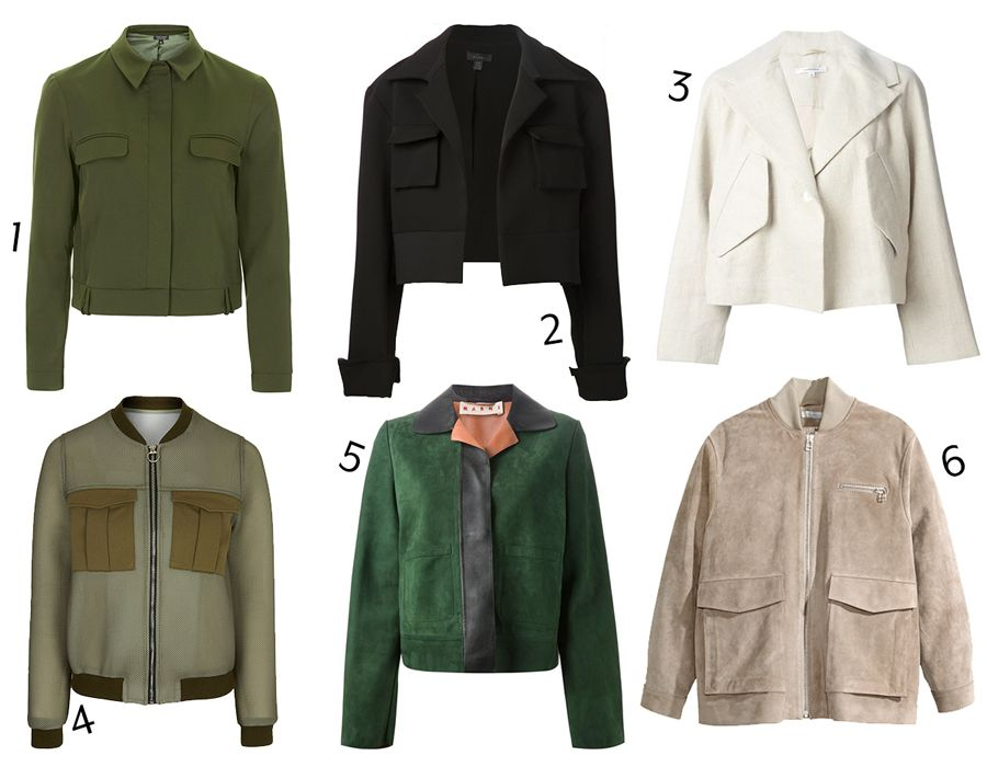 Spring jackets | chaloth.se