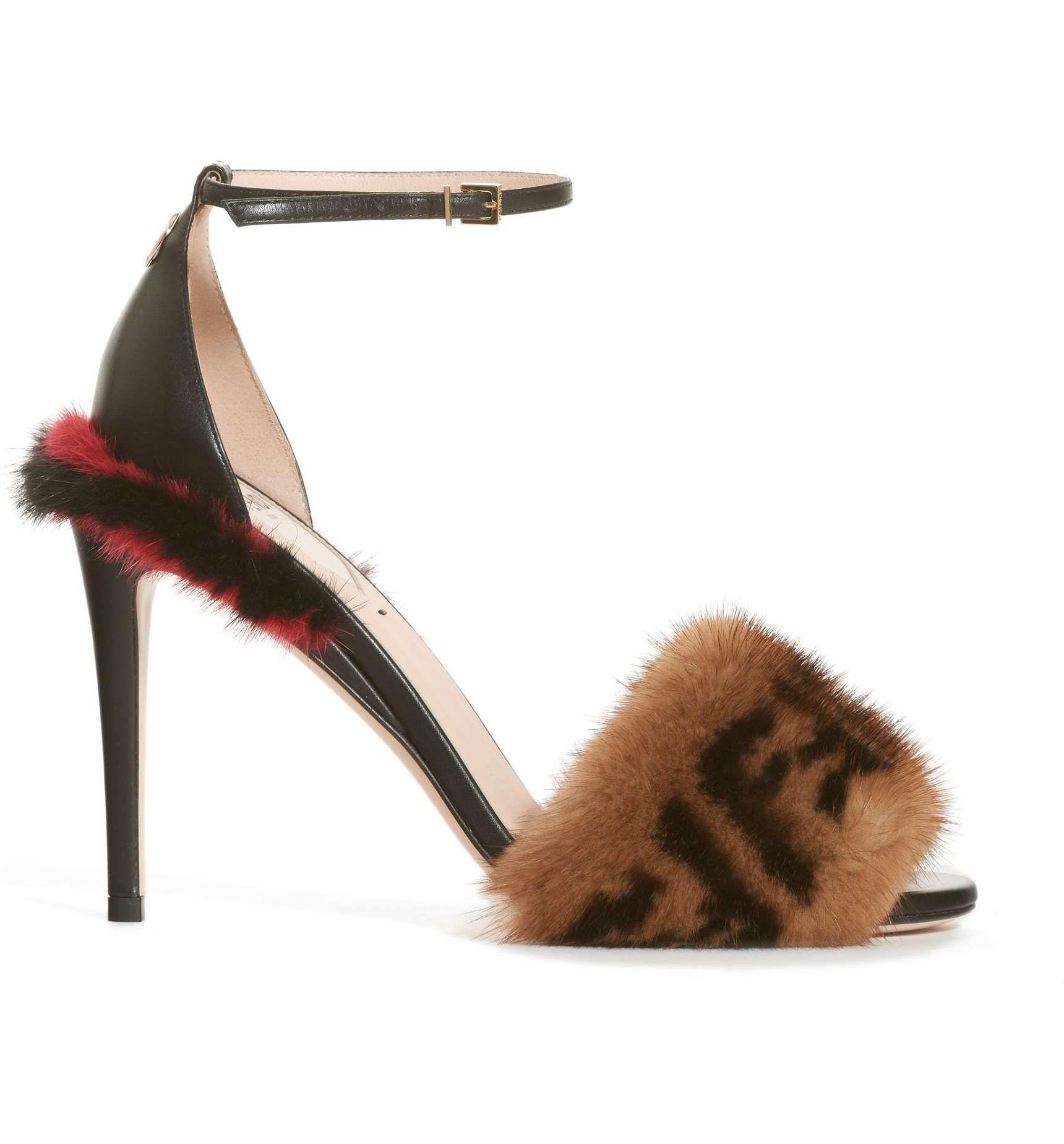 Fendi, Fur heels