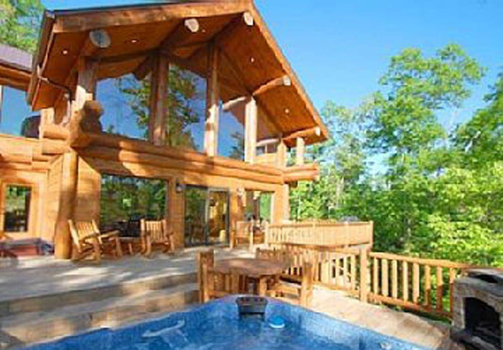 Bryson City Cabin Rentals Nc Smoky Mountains Watershed Resort Bryson City Cabins Bryson City Cabin Rentals North Carolina Cabins