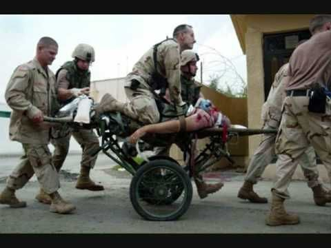 American Soldier Tribute Wounded Warriors Iraq War American Soldiers Combat Medic