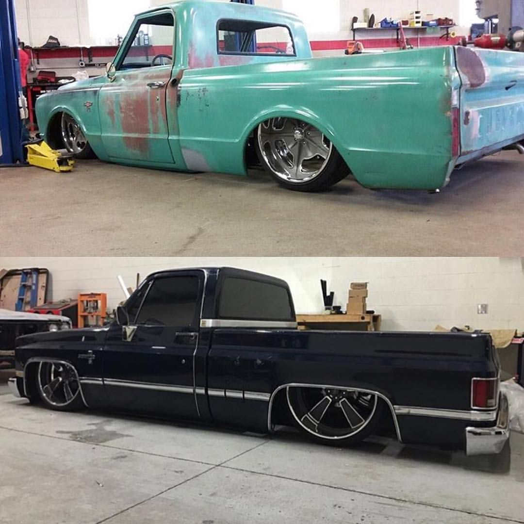 Truck chevy c10 project trucks : Awsome C10's   Chevrolet PROjecTS   Pinterest   Chevy, C10 trucks ...