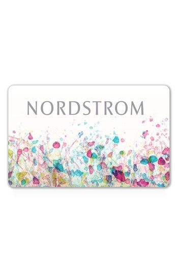 NORDSTROM GIFT CARD Nordstrom Confetti E Gift Card Available At