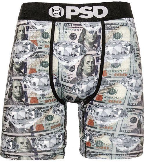 PSD Underwear Womens Money Diamond Bikini Brief Moisture Wicking FREE SHIP
