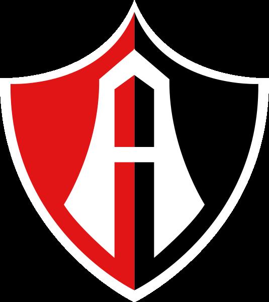 Club Atlas De Guadalajara Soccer Logo Football Team Logos Atlas