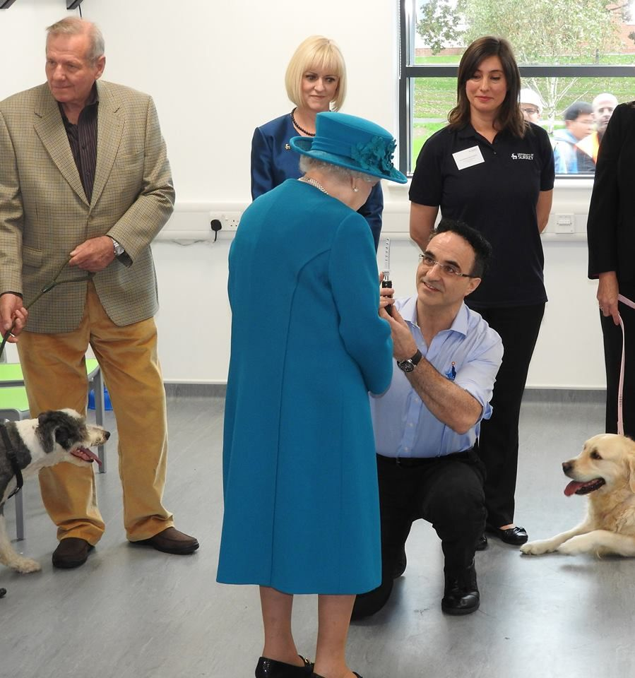 why animals matter message from professor noel fitzpatrick hm the queen professor noel fitzpatrick 15th oct 2015 fitzpatrick referrals