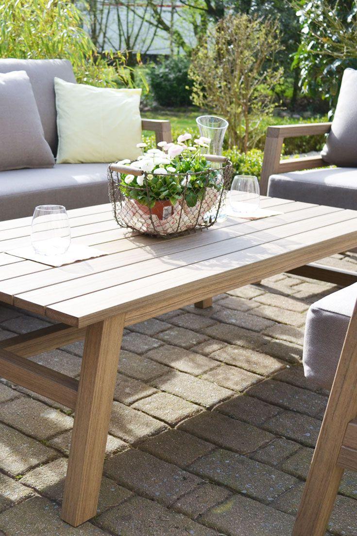 Enviro Wood Sofagarnitur Mailand Tische Im Freien Kleiner Garten Garten Lounge