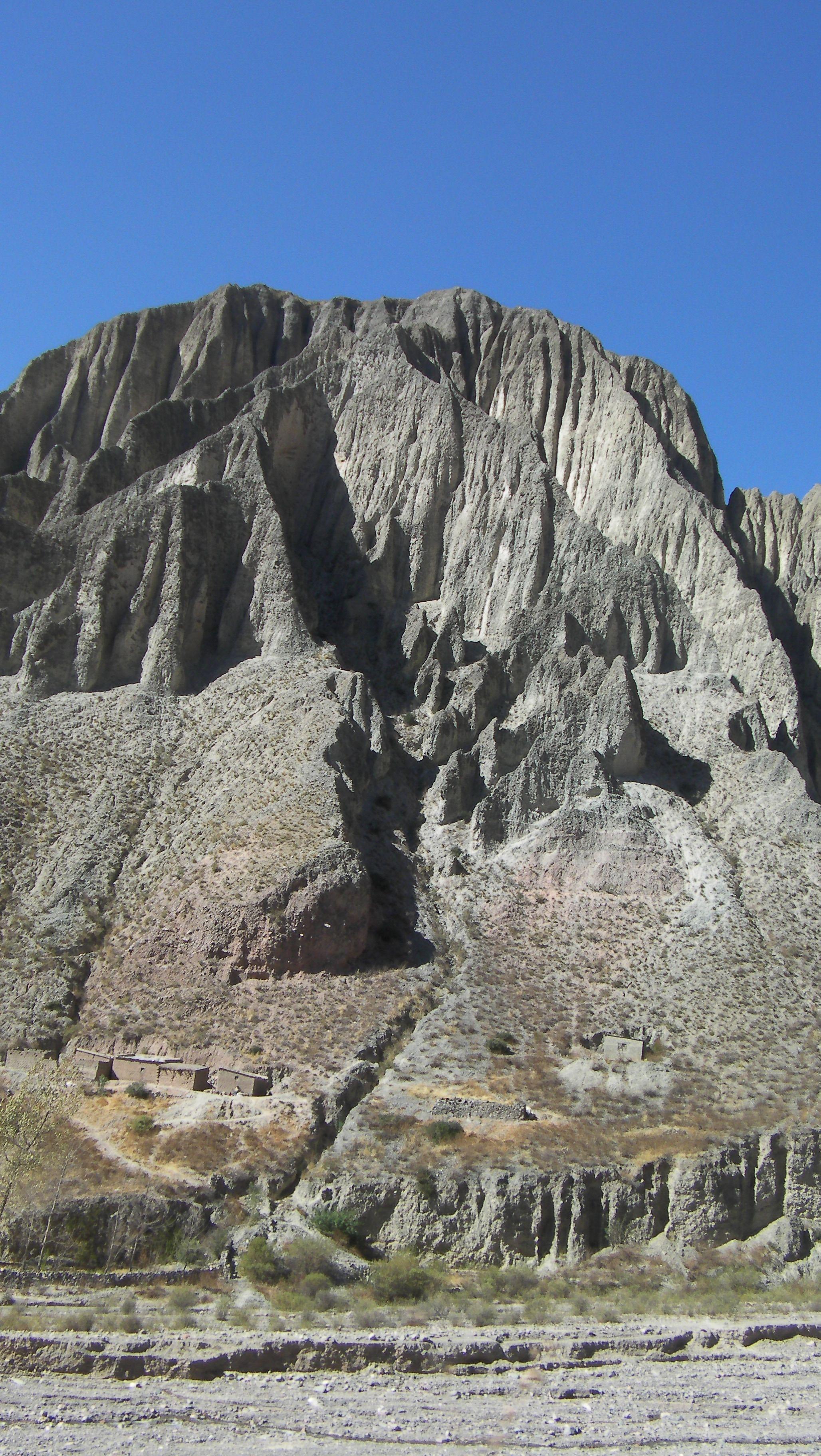 camino a Iruya - Noroeste argentino