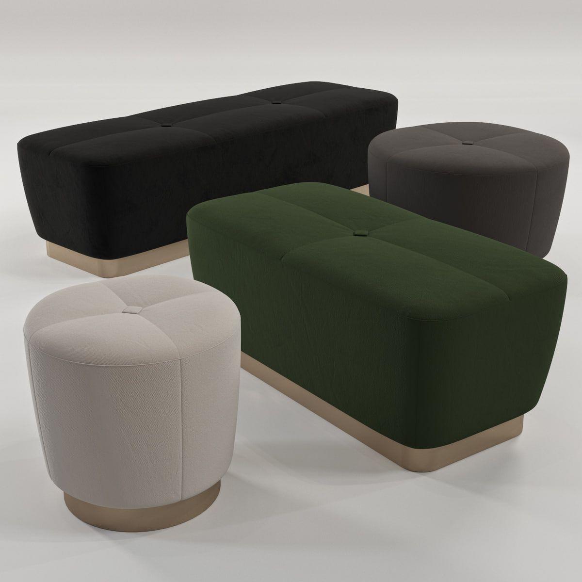 Jacques Minotti 3d Model 3d Model In 2019 Furniture