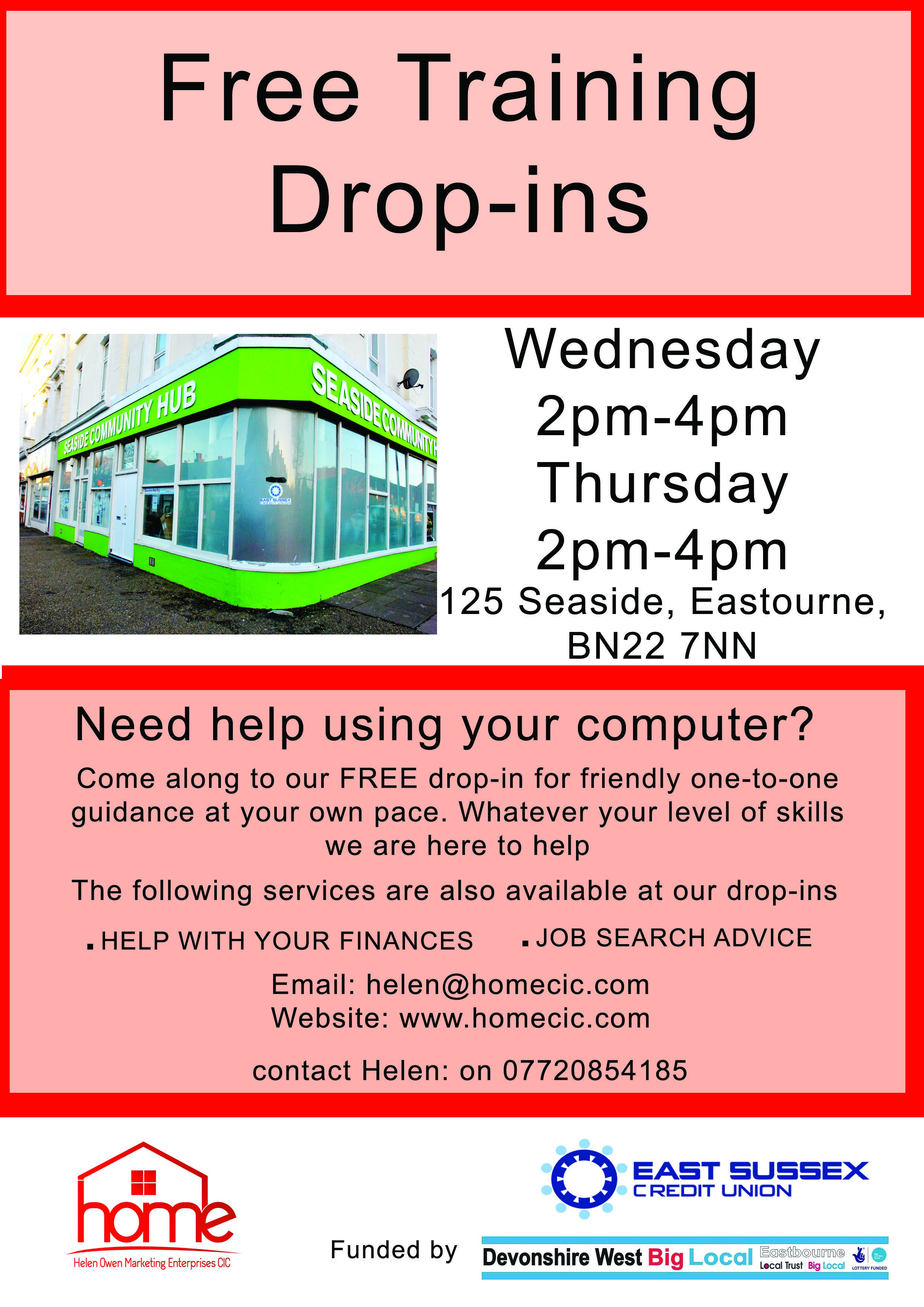 free drop ins to help you get into work https mumsemployability