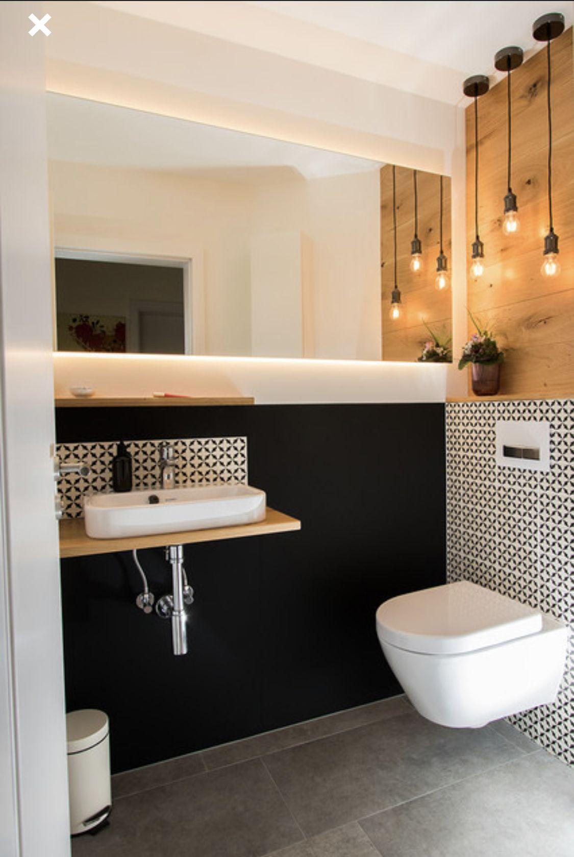 Pin Von Floor Studio Ndsm Auf Great Bathrooms In 2020 Bad Fliesen Badezimmerspiegel Gaste Wc