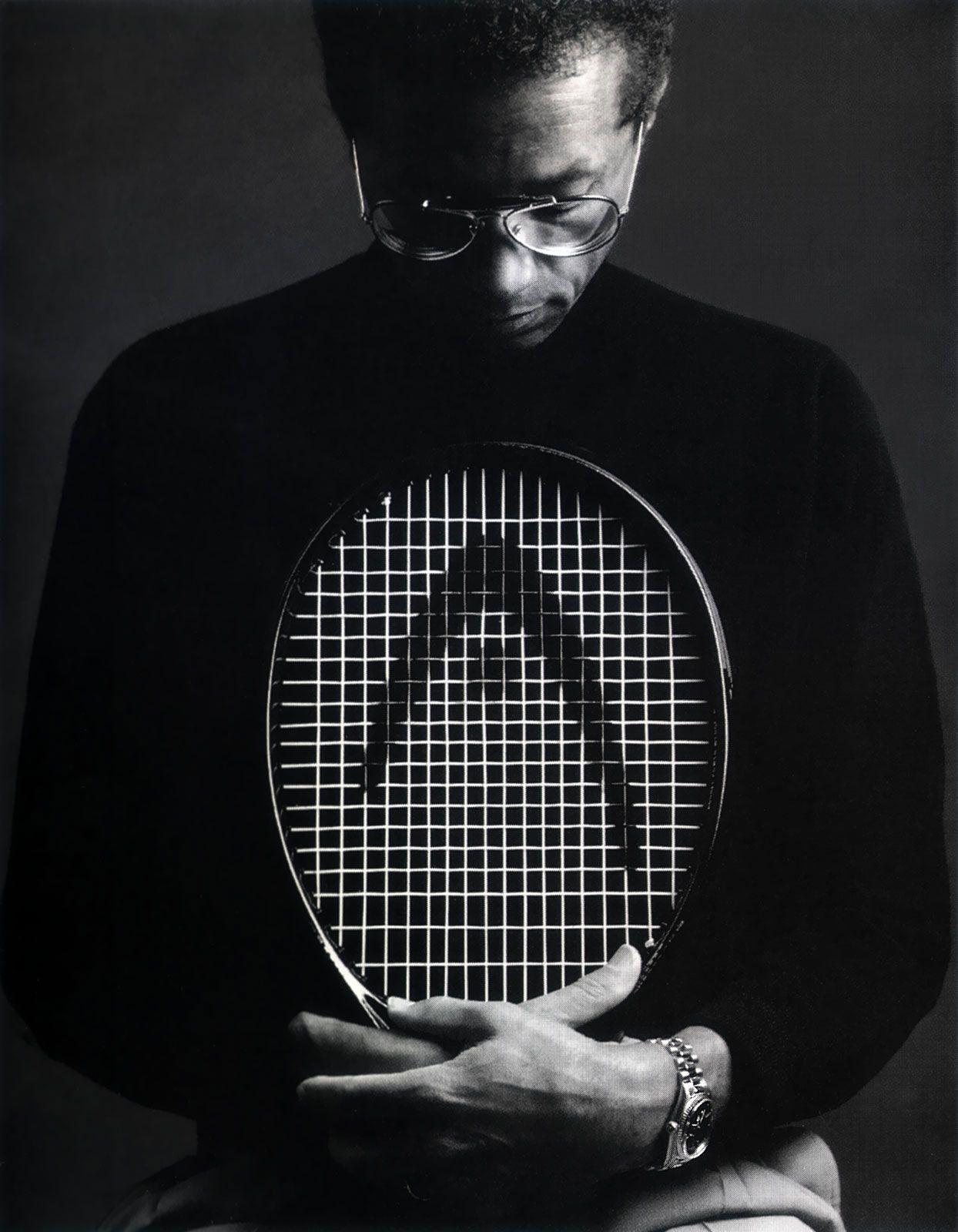 I Only Wear Rolex Arthur Ashe Tennis Tennis Legends Arthur Ashe