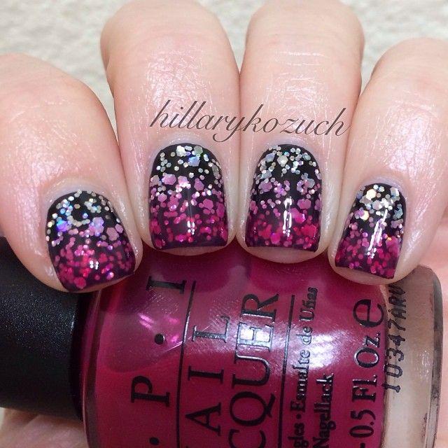 Nail Art Dan Extension Kuku: Instagram Photo By Hillarykozuch #nail #nails #nailart