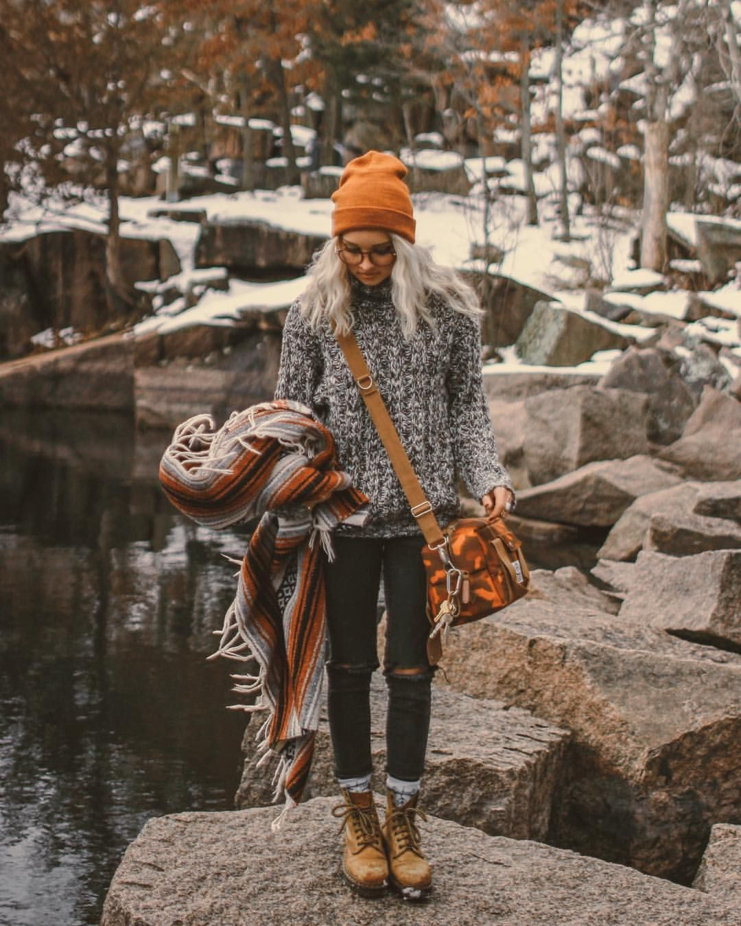 fantastic hipster hiking outfit utah
