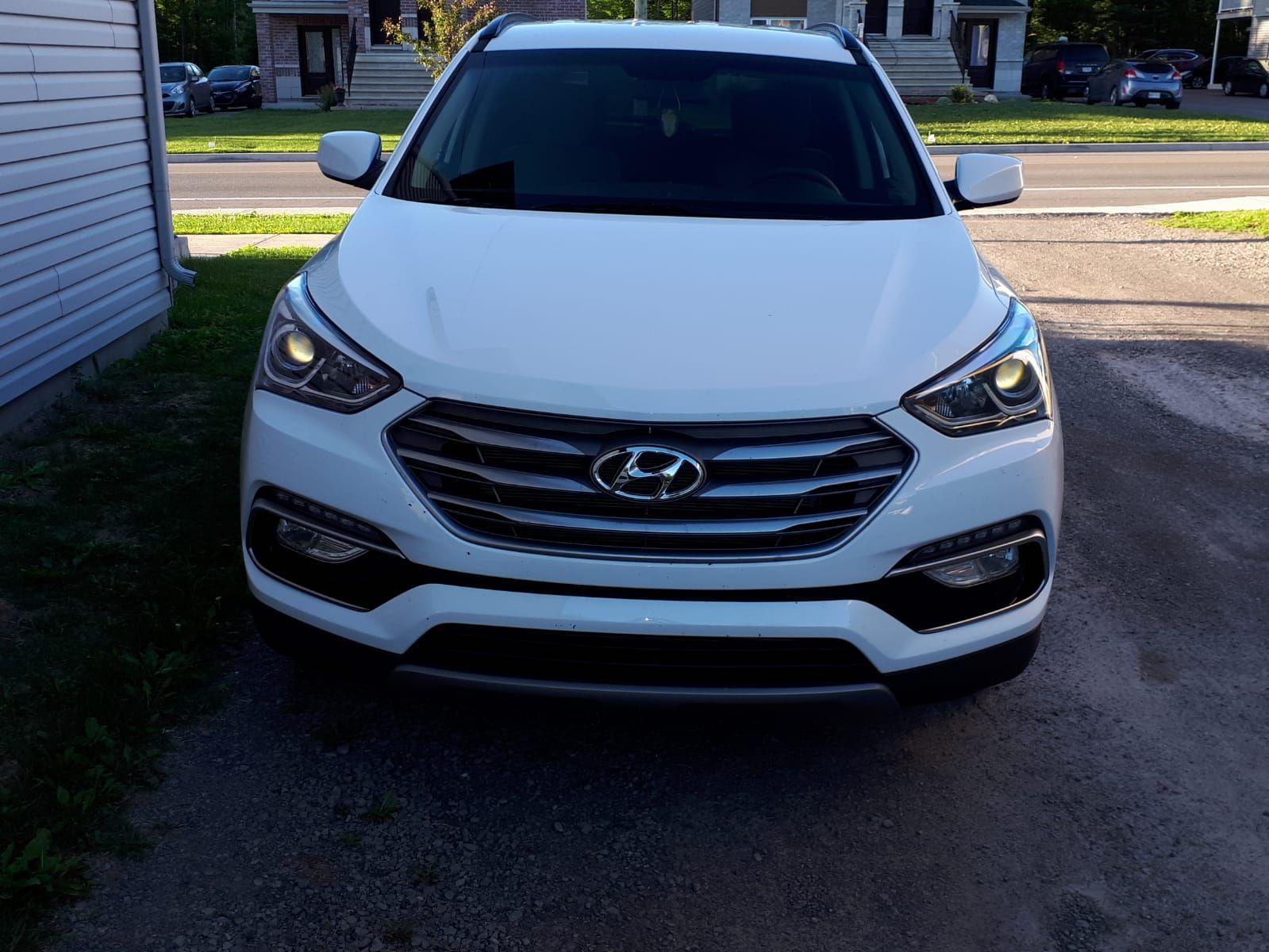 HYUNDAI SANTE FE 2018 SPORT je met en vente une Hyundai