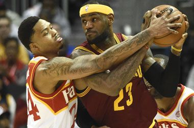 Game of the Day: Cavaliers at Hawks - 05-19-2015
