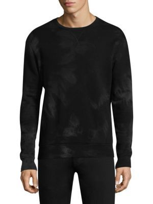 Exclusive Online Mens Tie-Dyed Cotton Sweatshirt ATM Anthony Thomas Melillo Cheap Sale Purchase Clearance Discounts YYje8eY