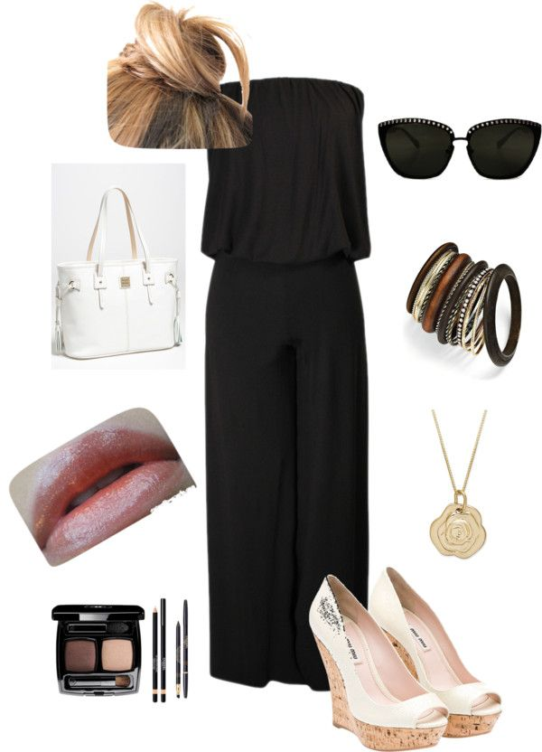 Casual chic, created by mrandmrsmcbride on Polyvore