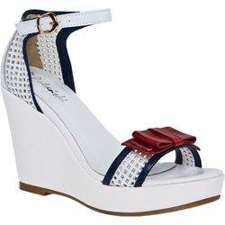 Styl Marynarski Trendy W Modzie Fashion Shoes Wedges