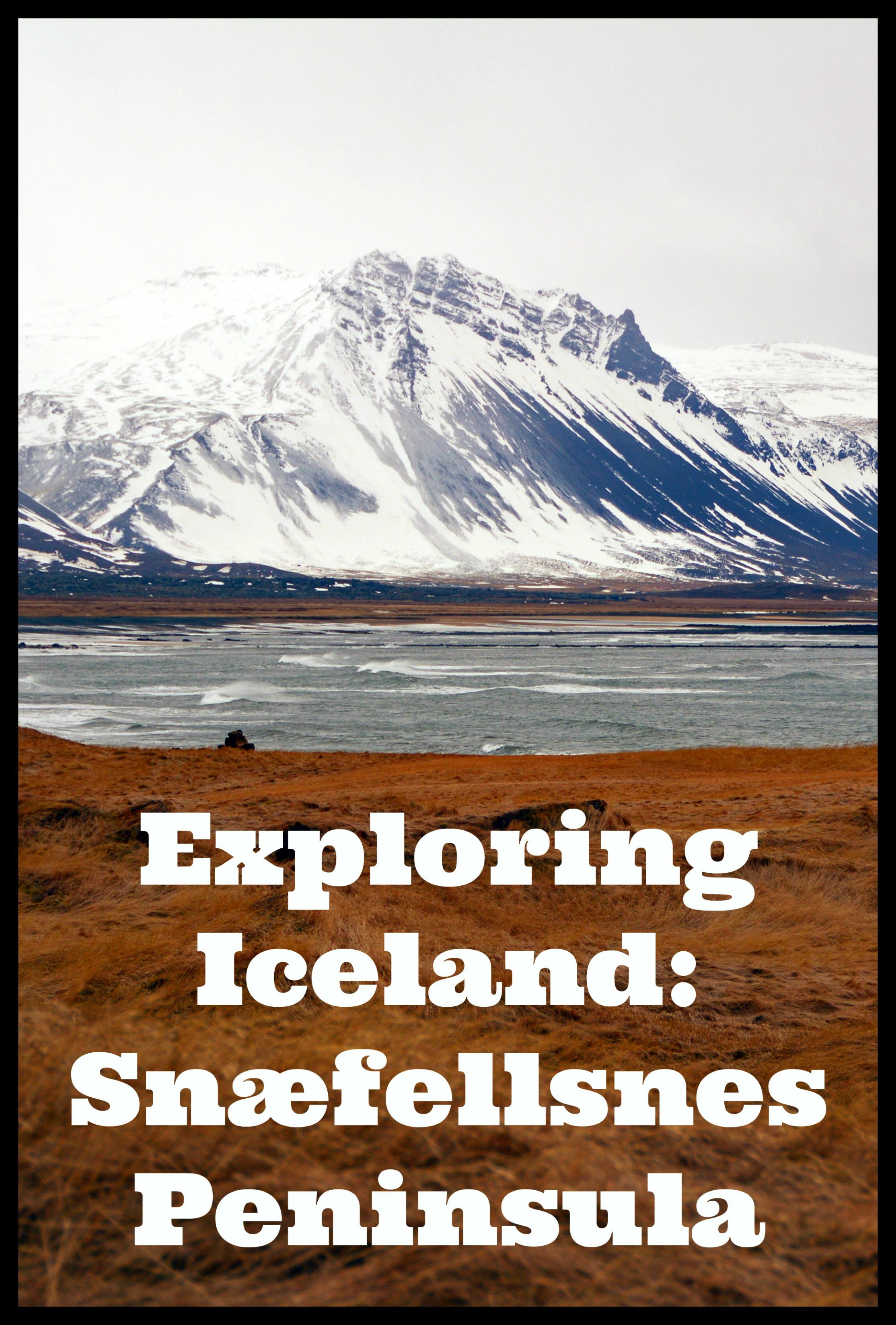 Snfellsnes peninsula self drive do your own tour with these 9 the snaefellsnes peninsula can be done in a day trip from reykjavik but prepare yourself for a long day get a good nights sleep charge your camera solutioingenieria Images