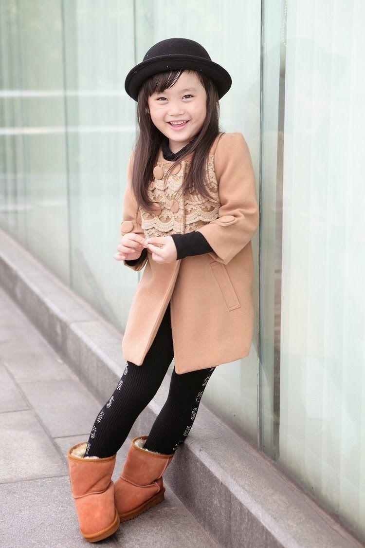 Model Baju Anak Perempuan Terbaru Buat Qila Bole Juga