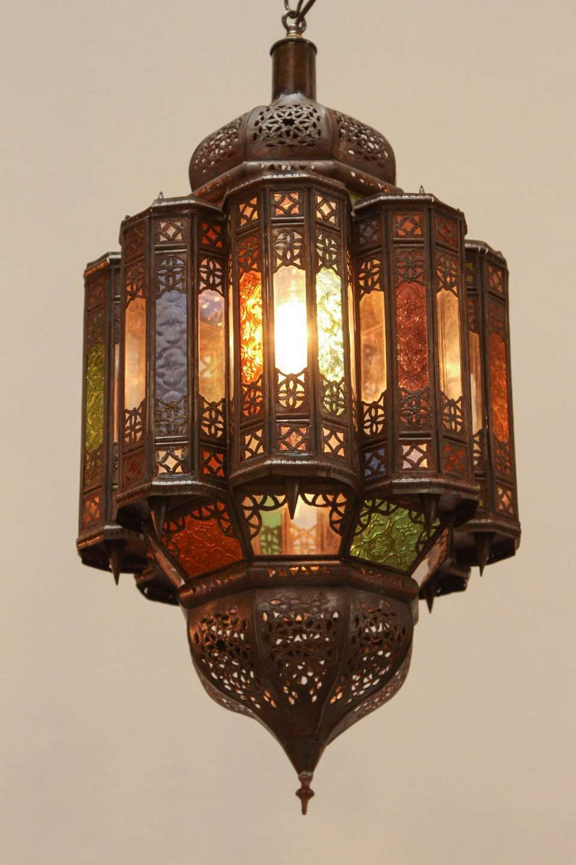 Moroccan Handcrafted Mamounia Light Fixture | Kronleuchter