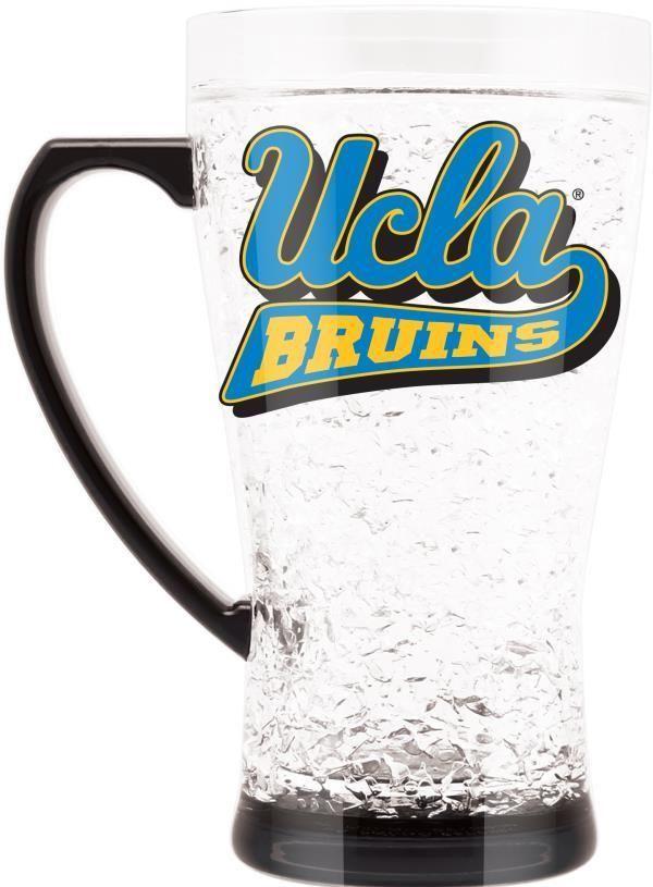 ONE UCLA BRUINS 16oz FLARED CRYSTAL FREEZER  MUG FROM DUCKHOUSE #DuckhouseSports #UCLABruins