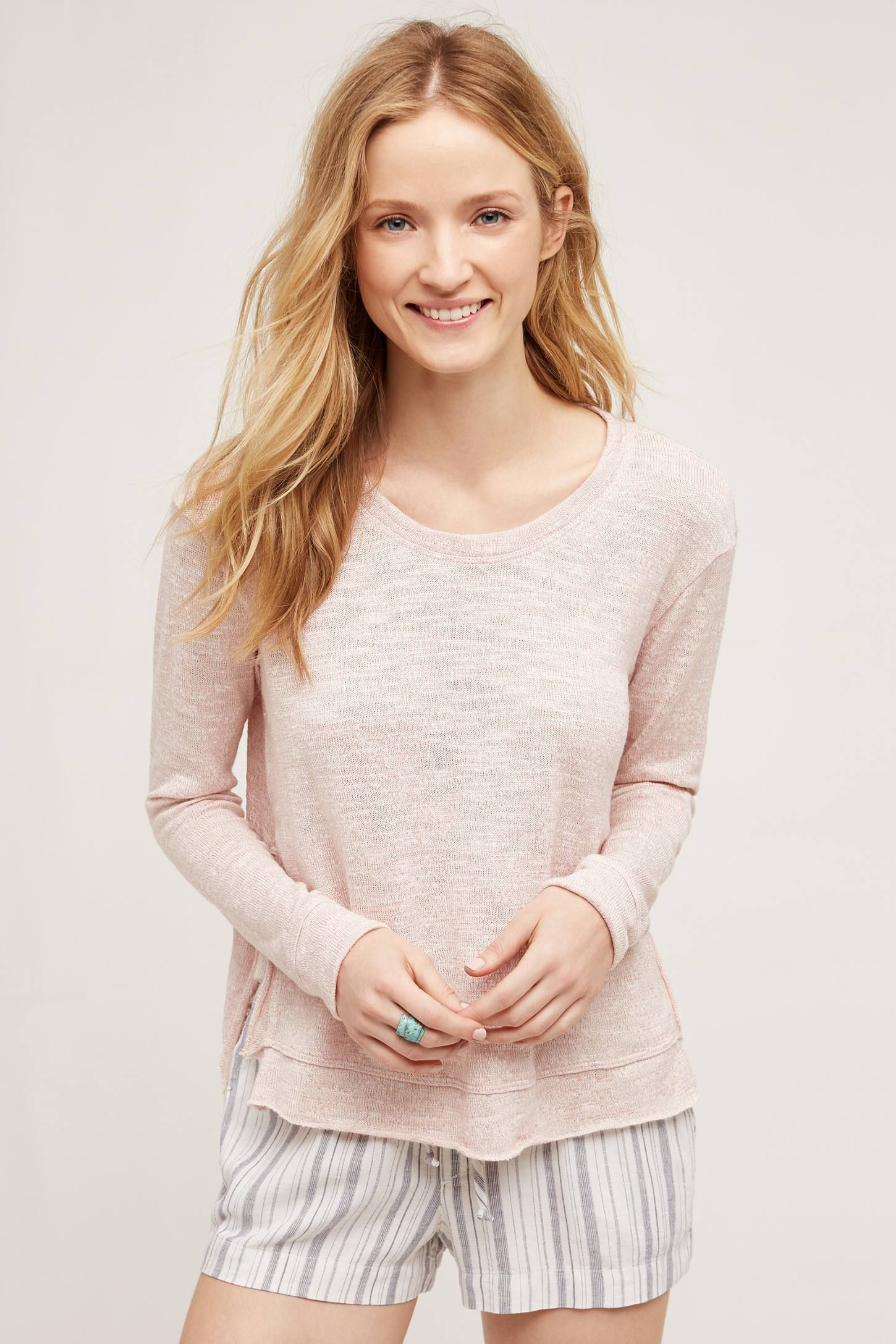 Marnie Pullover - anthropologie.com