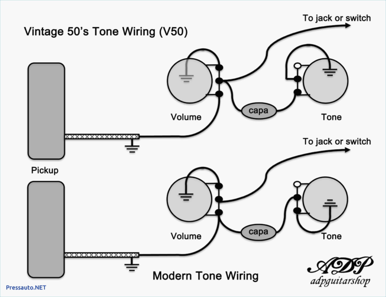 Epiphone Le Paul Custom Wiring Diagram