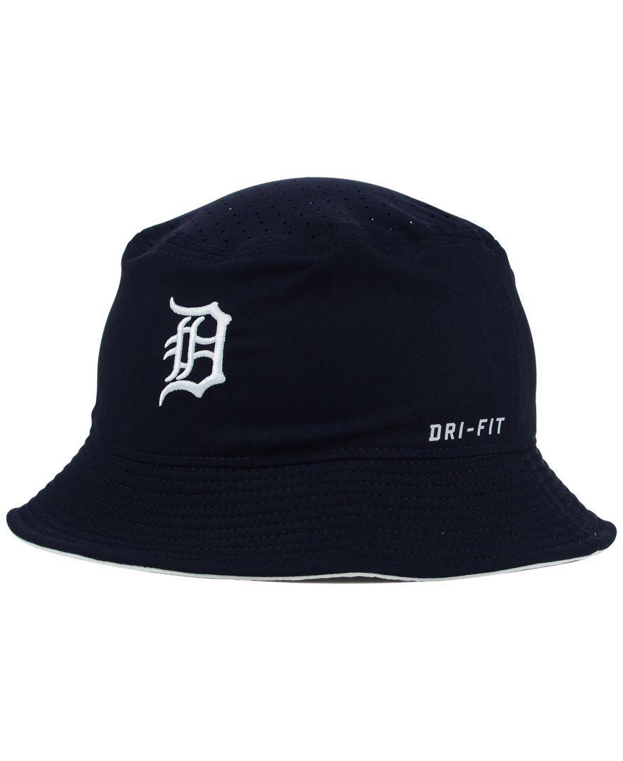 932c002a4 Nike Detroit Tigers Vapor Dri-fit Bucket Hat | Products | Bucket hat ...