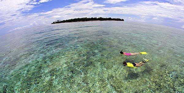 Det er ikke så lett å komme seg til Banda Island, men turen hit er i seg selv en del av opplevelsen. The Great Destination For Snorkeling And diving | More About Indonesia