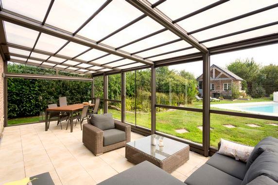 Veranda Retractable Et Mobile Verandair Abri De Terrasse Retractable Abri Terrasse Veranda Retractable Terrasse