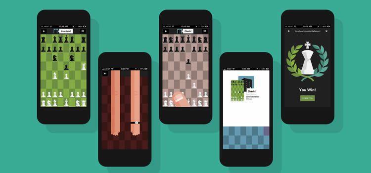 Tall Chess - Web & Mobile Creativity
