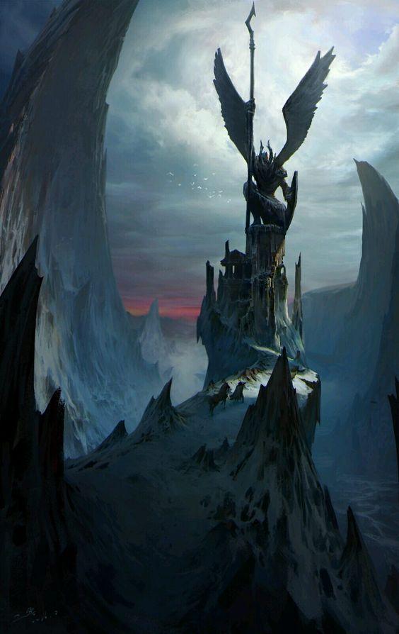 Digital Painting Concept Art Landscape Scifi Science Fiction Other Planet Future Surreal Mystic Fantasy Concept Art Fantasy Art Fantasy Artwork