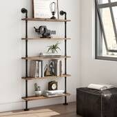 Photo of Lotte Industrial Wall Shelf