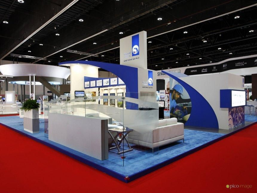 Pico Activated A Gorgeous And Eco Friendly Stand For ADNOC At Careers Dubai 2016