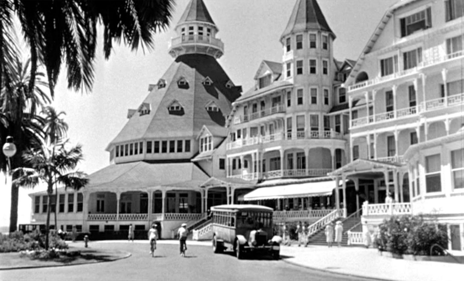 Seminole Ritz Hotel Del Coronado Mm