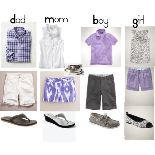 family photo clothes-Spring/Summer
