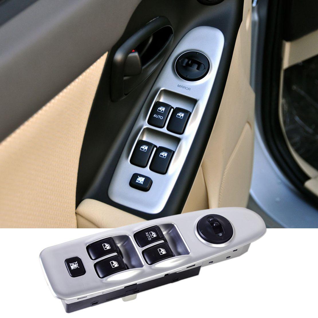 93570 2d000 Front Left Master Control Power Window Electric Switch For Hyundai Elantra 2000 2001 2002 2003 2004 2005 2006 Elantra Hyundai Elantra Hyundai