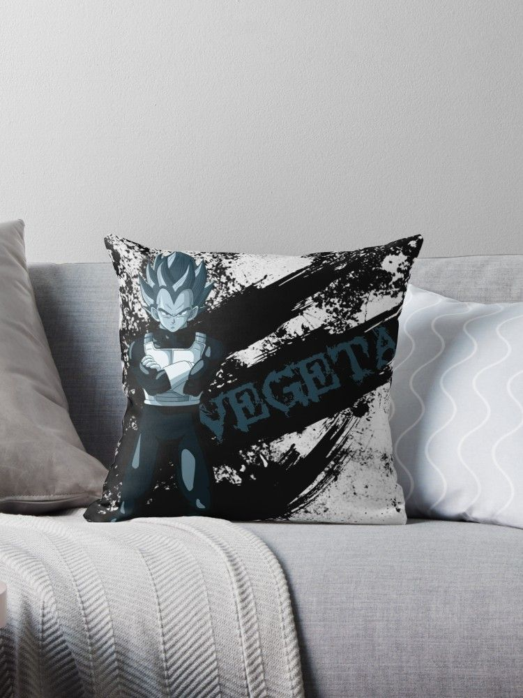 Cushion: Super God Space Warrior 3 | Displate thumbnail